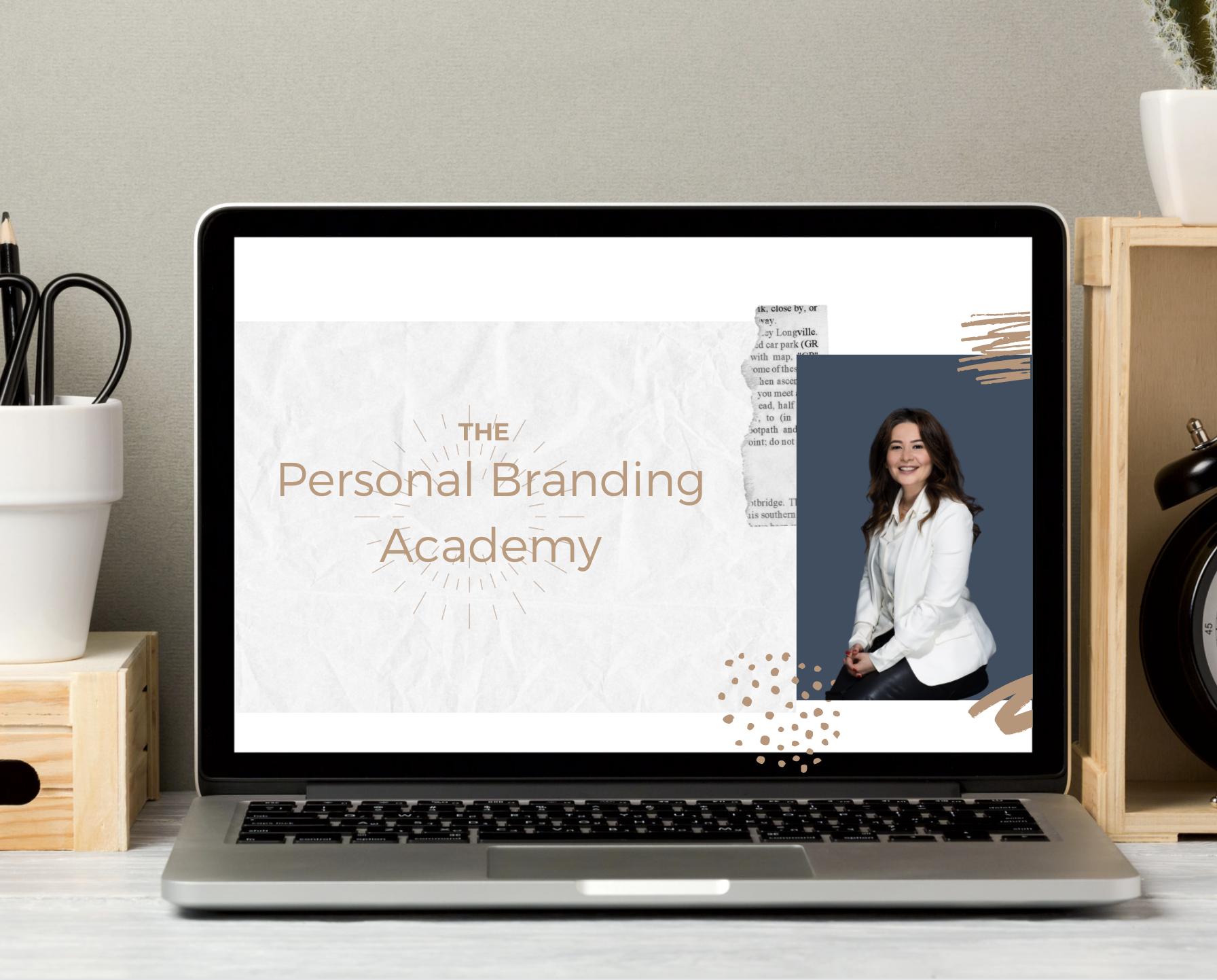 The personal branding academy sara shabana