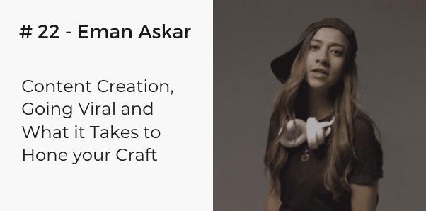 Eman Askar The sara Shabana show podcast